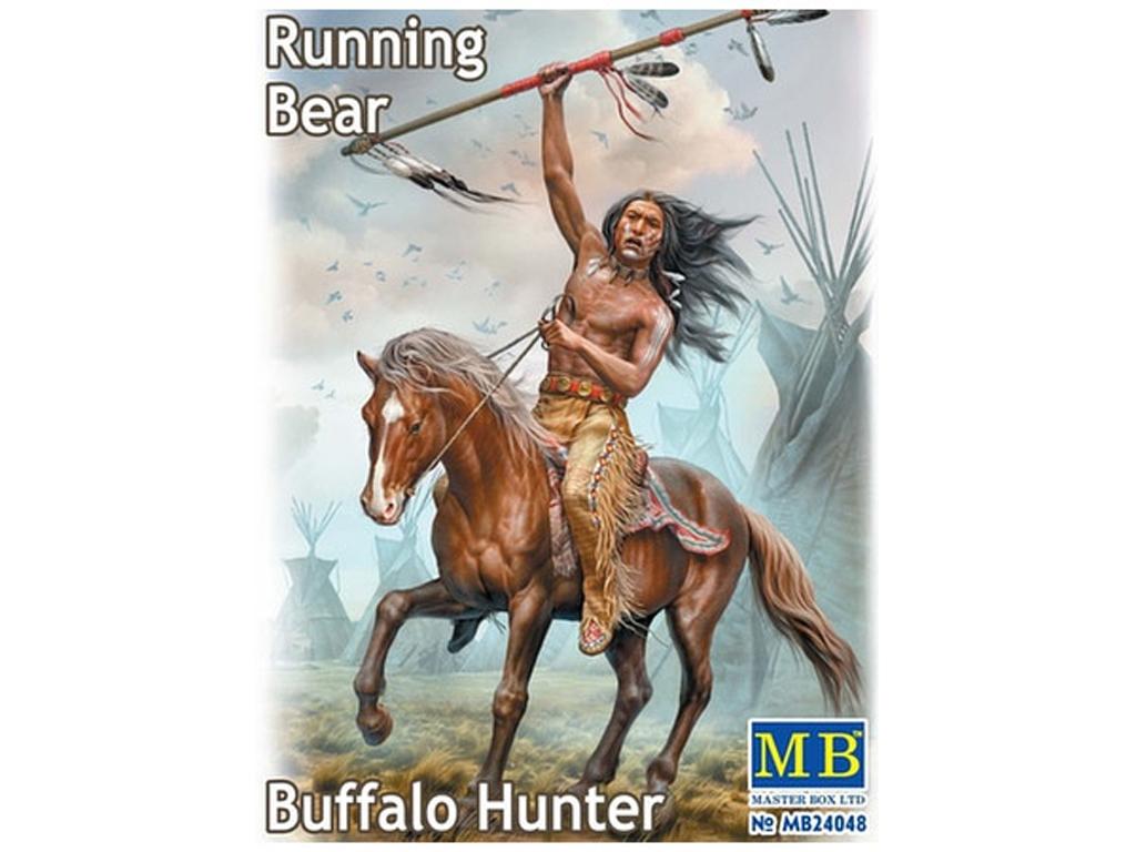 Running Bear Buffalo Hunter  (Vista 1)