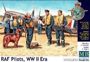 Pilotos de la RAF  (Vista 1)