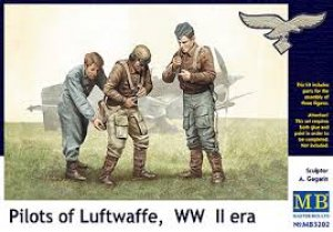 Luftwaffe Pilots  (Vista 1)
