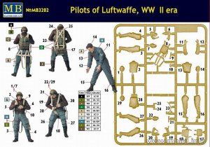 Luftwaffe Pilots  (Vista 6)