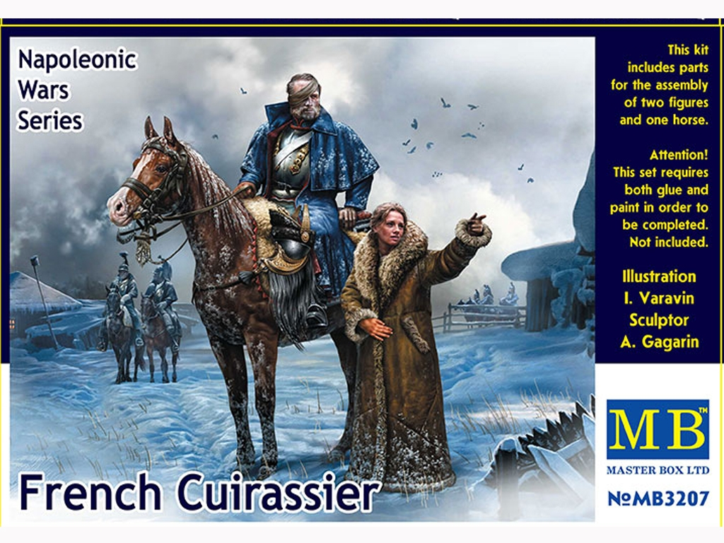 French Cuirassier  (Vista 1)