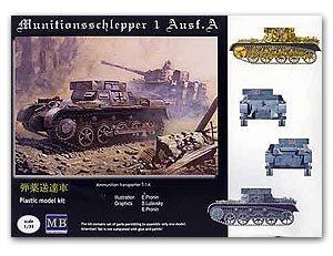 Ammunition transporter Pz-1A - Ref.: MBOX-3504