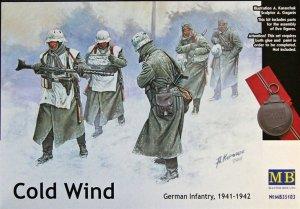 Cold Win , german Infantry 1941-42  (Vista 1)