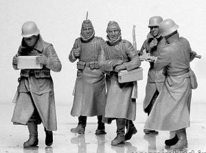 Cold Win , german Infantry 1941-42  (Vista 2)