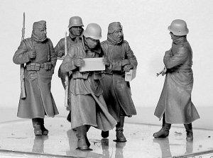 Cold Win , german Infantry 1941-42  (Vista 3)