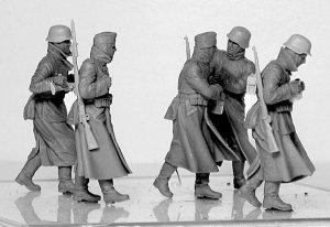 Cold Win , german Infantry 1941-42  (Vista 4)