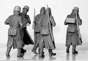 Cold Win , german Infantry 1941-42  (Vista 5)