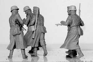 Cold Win , german Infantry 1941-42  (Vista 6)
