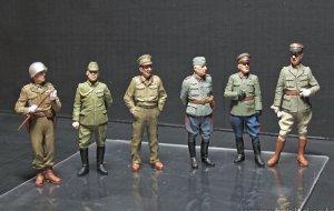Generales Famosos WWII  (Vista 2)