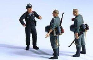 Militares Alemanes 1939-1942  (Vista 2)