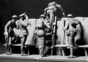 Infanteria Britanica WWI  (Vista 2)
