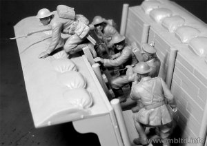 Infanteria Britanica WWI  (Vista 3)