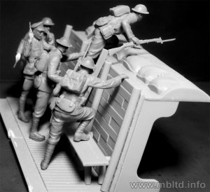 Infanteria Britanica WWI  (Vista 4)