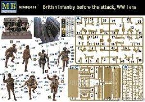 Infanteria Britanica WWI  (Vista 6)
