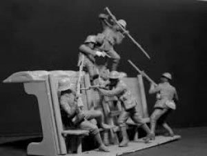 Dentro de la trinchera  (Vista 5)