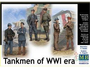 Tanquistas WWI  (Vista 1)