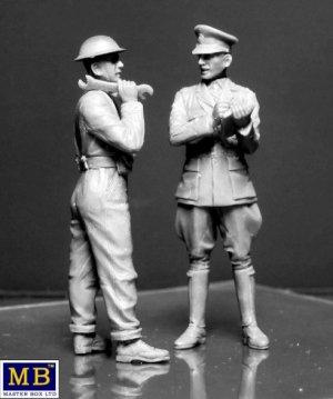 Tanquistas WWI  (Vista 2)