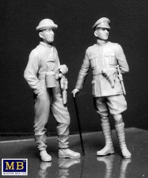 Tanquistas WWI  (Vista 3)