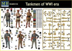 Tanquistas WWI  (Vista 4)