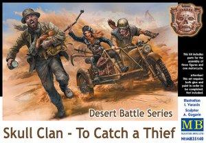 Desert Battle Series, Skull Clan - To Ca  (Vista 1)