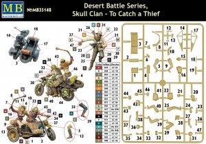 Desert Battle Series, Skull Clan - To Ca  (Vista 6)