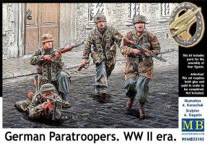 Paracaidistas Alemenes 1945  (Vista 2)