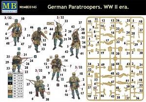 Paracaidistas Alemenes 1945  (Vista 3)