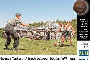 German Tankers - A break between battles  (Vista 1)