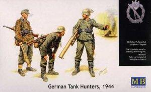 Tropas cazacarros Alemanas 1944  (Vista 1)