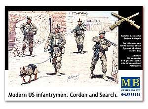 Infanteria US moderna  (Vista 1)