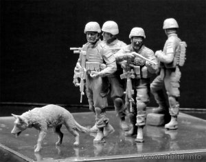 Infanteria US moderna  (Vista 3)