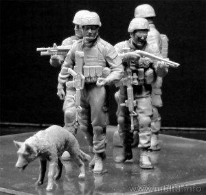 Infanteria US moderna  (Vista 4)