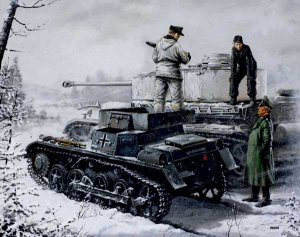Transporte de Municion Panzer I Ausf.A - Ref.: MBOX-3516