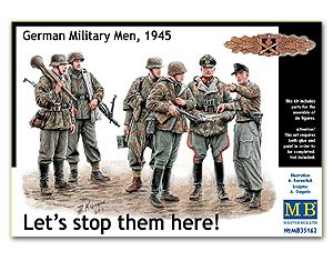 Let's stop them here! German Military Me  (Vista 1)