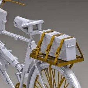Bicicleta Militar Alemana  (Vista 3)