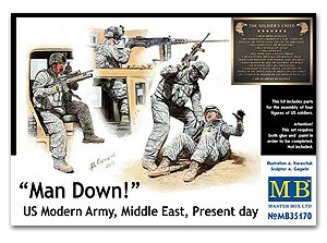 US Modern Army, Middle East   (Vista 1)