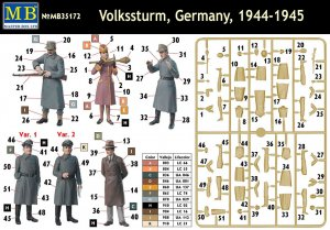 Volkssturm, Germany, 1944-194  (Vista 6)