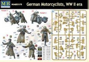 Motoristas Alemanes 1942-43  (Vista 5)