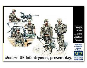 Modern UK Infantrymen  (Vista 1)