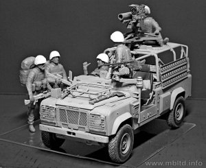 Modern UK Infantrymen  (Vista 2)