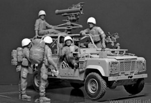 Modern UK Infantrymen  (Vista 3)