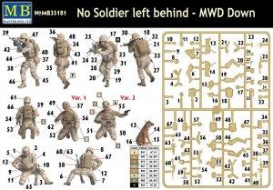 No Soldier left behind - MWD Down  (Vista 3)