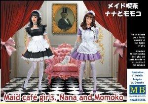 Maid Cafe Girls  (Vista 1)