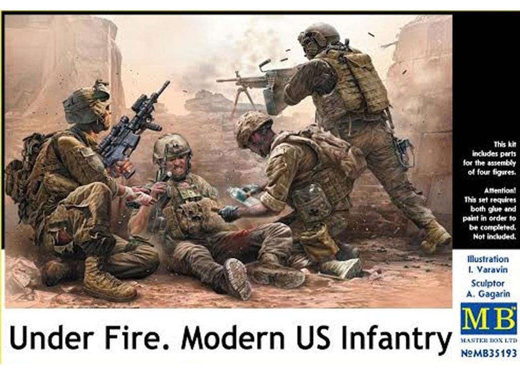 Modern US Infantry  (Vista 1)