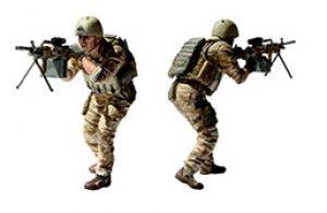 Modern US Infantry  (Vista 3)
