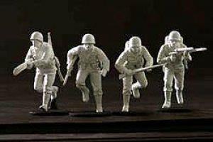 Infanteria Americana D-DAY Junio 1944  (Vista 2)