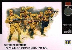 Infantería Rusa  (Vista 1)