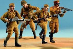 Infantería Rusa  (Vista 2)