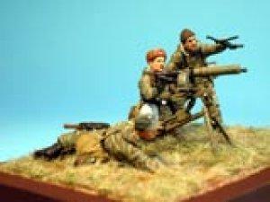 Ametralladores Alemanes  (Vista 3)