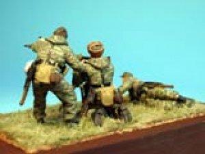 Ametralladores Alemanes  (Vista 5)